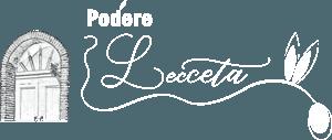 Agriturismo Biologico Podere Lecceta Logo